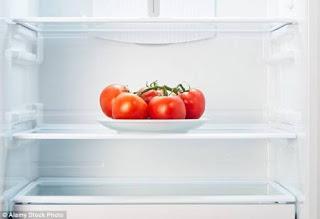 Photo of هده الأطعمة  يجب عدم حفظها في الثلاجة