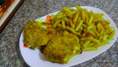 Photo of مطبخ ام وليد اسكالوب بالجبن في الفرن