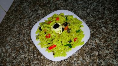 Photo of مطبخ ام وليد سلطة معكرونة