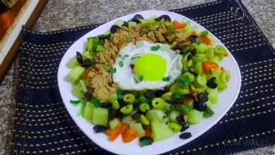 صورة مطبخ ام وليد سلطة صيفية