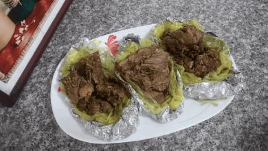 صورة مطبخ ام وليد اللحم المفور الرائع