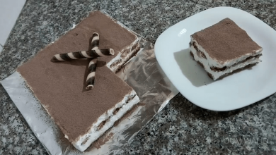 Photo of Tiramisu sans mascarpone de oum walid