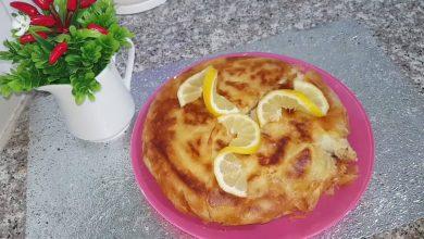 Photo of مطبخ ام وليد طريقة عمل خبزة البريك بدون قلي