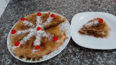 صورة مطبخ ام وليد خبزة القطايف السريعة