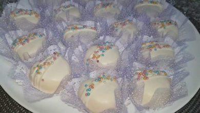 Photo of مطبخ ام وليد مخبز جوز الهند بطريقة تشكيله جد سهلة طري و معسل حتى لقلبه