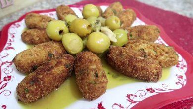 Photo of مطبخ ام وليد اصابع الدجاج البسيطة بتقديم مميز مع الزيتون