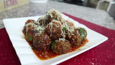 Photo of مطبخ ام وليد كريات الباتنجان و اللحم المفروم