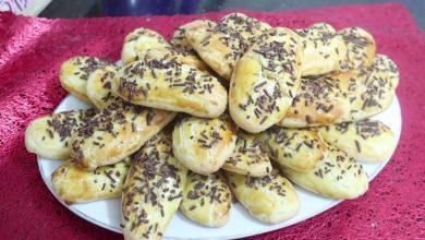 Photo of مطبخ ام وليد حلوى جافة بفرمسال الشوكولا بذوق مختلف جربيها و اكتشفي الطعم