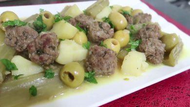 Photo of مطبخ ام وليد جواز خرشف بالزيتون