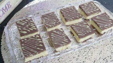 Photo of حلوى رائعة بالشوكولا و الكراميل بأسهل طريقة