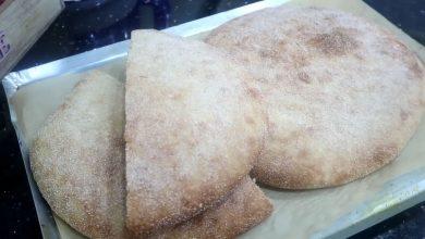 Photo of مطبخ ام وليد خبز السميد بأسرع طريقة