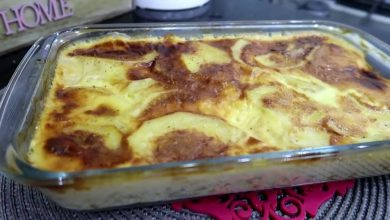 Photo of مطبخ ام وليد بطاطا سريعة في الفرن