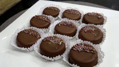Photo of مطبخ ام وليد صابلي الشوكولا و الكراميل قمة فالبنة