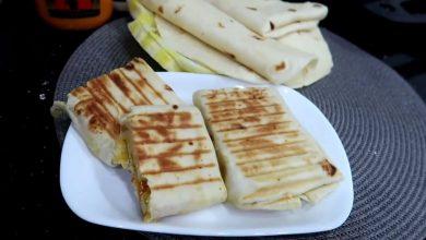 صورة مطبخ ام وليد خبز التورتيلا للتاكوس و الشوارما بكل أسرار نجاحه