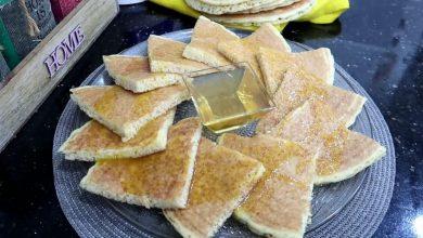 صورة مطبخ ام وليد بغرير البيض بمقادير مضبوطة ناجح 100%