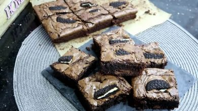 Photo of مطبخ ام وليد براونيز رائع لعشاق الشوكولا