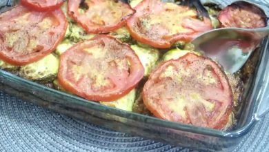 Photo of مطبخ ام وليد وجبة صيفية سهلة و سريعة جدا