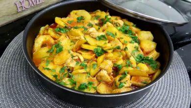 Photo of مطبخ ام وليد وصفة صيفية سريعة قمة فالبنة