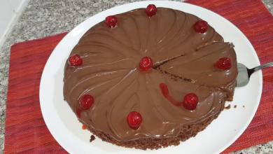 Photo of مطبخ ام وليد كيكة الشوكولا بدون فرن لتفادي حر الصيف