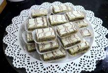 صورة مطبخ ام وليد حلويات عيد الاضحى حلوة الطبقات بالشوكولا سهلة و سريعة جدا