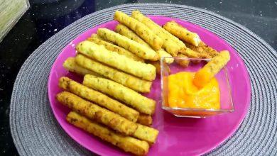 صورة مطبخ ام وليد اصابع البطاطا المقرمشة🍟 الاقتصادية السهلة البسيطة😍 ، جربوها تكتاشفو بنتها