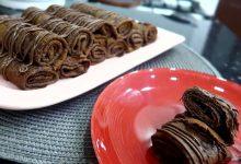صورة مطبخ ام وليد أسهل و أسرع لي كراب بالشوكولا