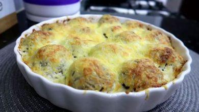 صورة مطبخ ام وليد كرات الارز في الفرن وصفة صيفية رائعة تندمي اذا مجربتيهاش