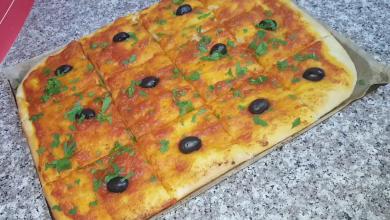 صورة مطبخ ام وليد بيتزا السميد نتاع زمان