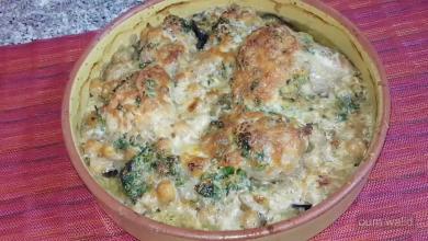 صورة مطبخ ام وليد طاجين الجاج و الباتنجال المجمر