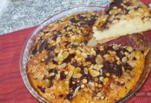 صورة مطبخ ام وليد كيك اللبن ببيضة واحدة