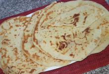 صورة مطبخ ام وليد خبز رائع محشي بالجبن بدون فرن