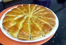 صورة مطبخ ام وليد أسرع و اسهل خبزة مورقة بحشو سهل و عجينة خفيفة و رائعة