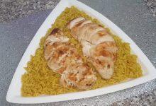 صورة مطبخ ام وليد روز بالدجاج في وقت قياسي