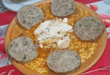 صورة مطبخ ام وليد التعمير على طريقة الغرب الجزائري مع سر طراوته
