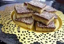 صورة مطبخ او وليد حلوة السنيوة اللذيذة و الاقتصادية بمكونات بسيطة تقطع كمية كبيرة