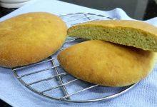 صورة مطبخ ام وليد خبز مثل القطن خفيف ريشة بدون دلك او تعب