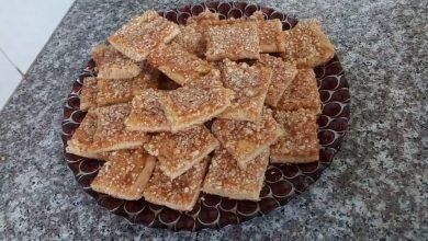 صورة مطبخ ام وليد صابلي المكسرات الاقتصادي بدون بيض و بأسهل طريقة